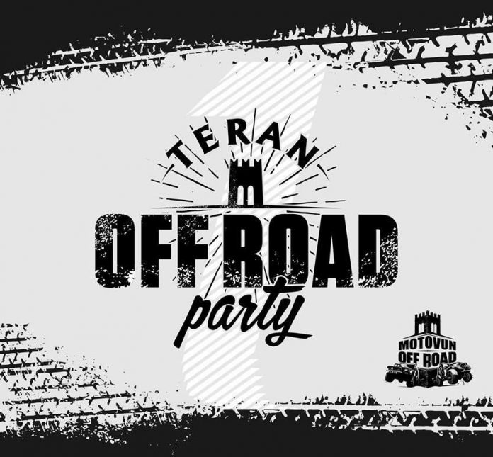Teran Motovun Off Road Party